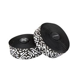 Burgh Pixel Handlebar Tape Black White