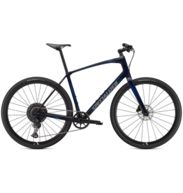 Specialized Sirrus X 5.0 Gloss Blue Tint