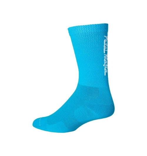 Pedal Mafia Tech Socks Cobalt Blue