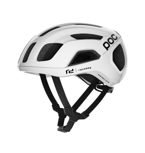 POC Ventral Air Spin Hydrogen White Raceday