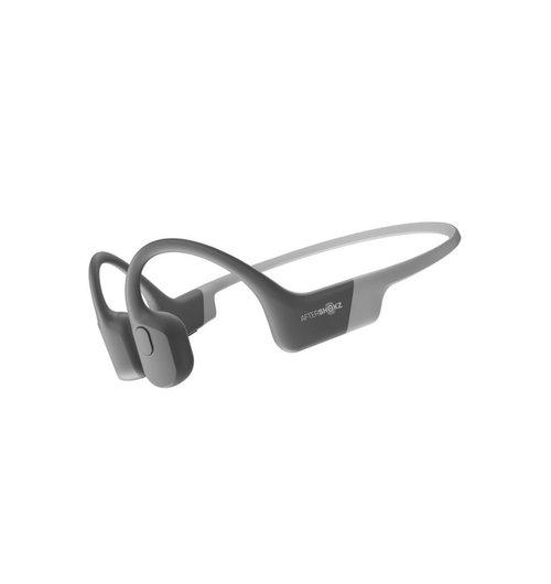 Aftershokz Aeropex Wireless Bluetooth Headphones Lunar Grey