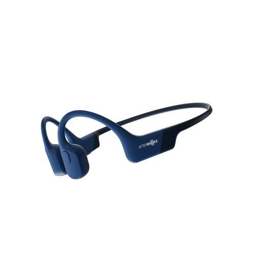 Aftershokz Aeropex Wireless Bluetooth Headphones Blue Eclipse