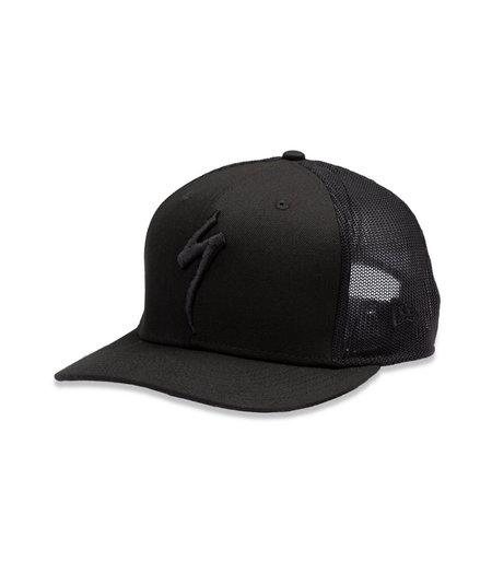 Specialized New Era S-Logo Trucker Hat Black