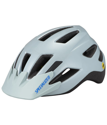 Specialized Shuffle Child LED Child (4–7Y) Helmet Gloss Ice Blue/Cobalt