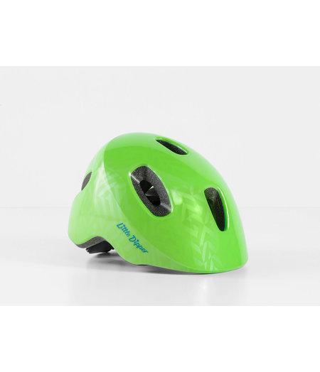 Bontrager Little Dipper Helmet Vis Green Toddler (46-50 cm)