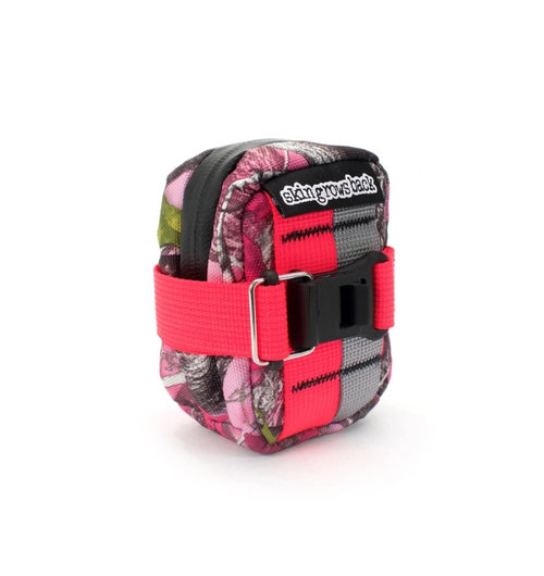 Skin Grows Back Plan B Micron Saddle Bag Sassy B Pink