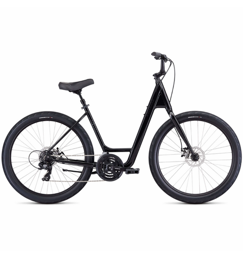Specialized Roll Sport Low Entry Black