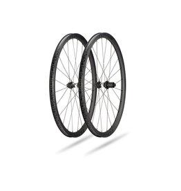 Roval Terra CL Wheelset Satin Carbon/Satin Charcoal 700C (pair)