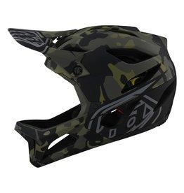 Troy Lee Designs 22 ER Stage AS MIPS Helmet Camo Olive