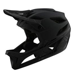 Troy Lee Designs 22 ER Stage AS MIPS Helmet Stealth Midnight