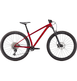 Specialized Fuse Comp 29 Red Tint