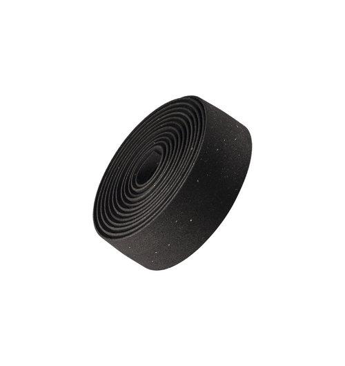 Bontrager Double Gel Cork Handlebar Tape  Black