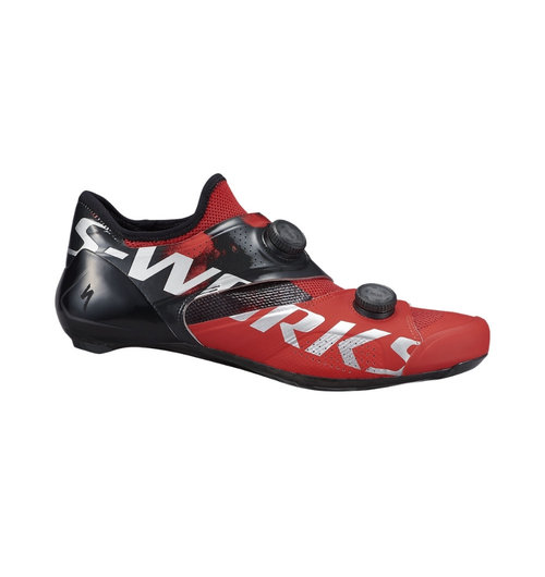 Specialized S-Works Ares Road Shoes Red