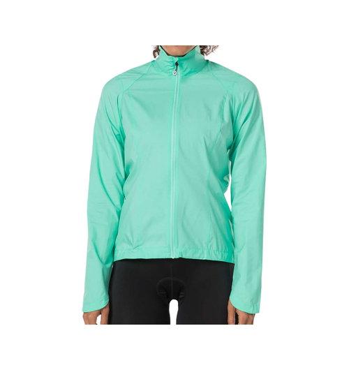 Bontrager Vella Womens Windshell Jacket green