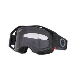 Oakley Airbrake MTB black gunmetal Goggles Prizm MX Low Light