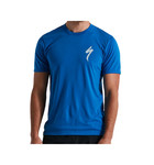 Specialized Mens S-Logo T-Shirt Cobalt Blue