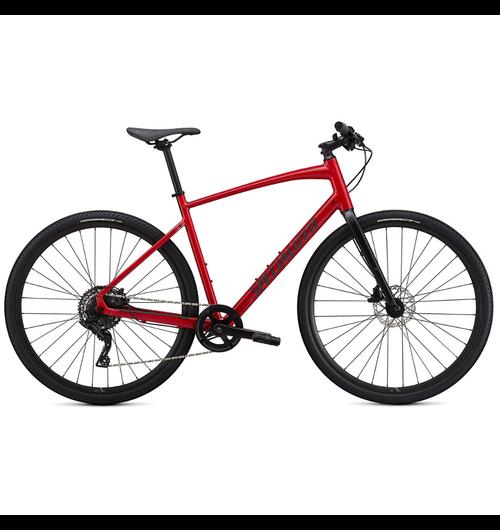 Specialized Sirrus X 2.0 Flo Red