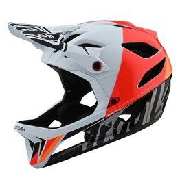 Troy Lee Designs 22 ER Stage AS MIPS Helmet Nova White