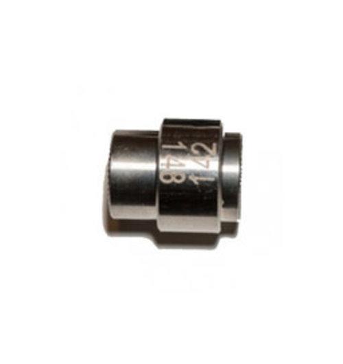 Wahoo Wahoo KICKR - Replacement - Thru-Axle Hub Adapter (12x142 / 148mm) - for KICKR 17 / 18 & CORE