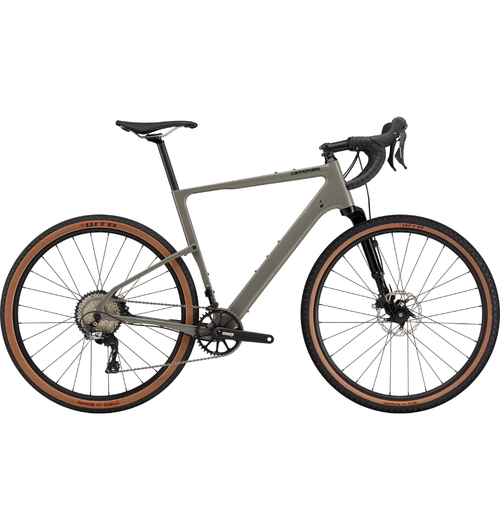 Cannondale Topstone Carbon Lefty 3 Stealth Grey