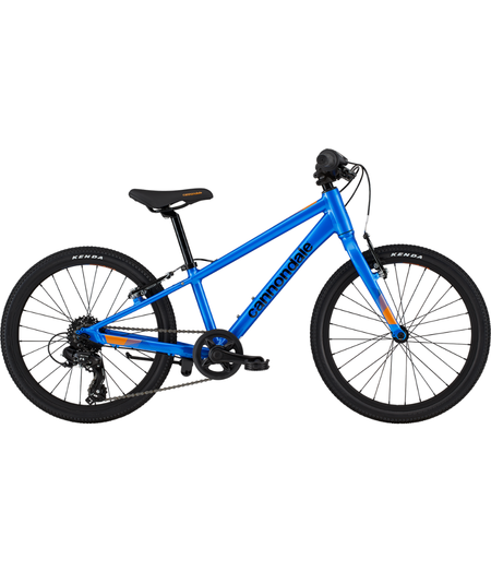 Cannondale Kids Quick 20 7-Speed Boys Electric Blue