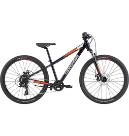 Cannondale Kids Trail 24 8-Speed Boys Midnight