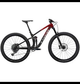 Trek Fuel EX 8 GX Rage Red  Dnister Black Fade