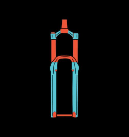 Ride Wrap Rockshox Zeb // RideWrap Tailored Protection™ Fork Kit - 2021 29