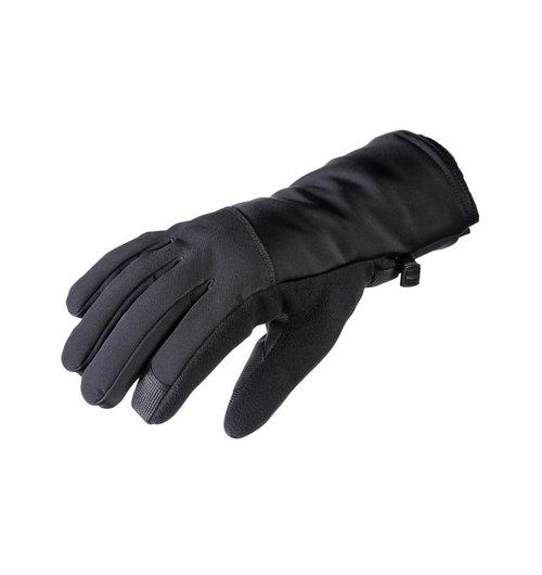 Bontrager Velocis Softshell Cycling Glove Black