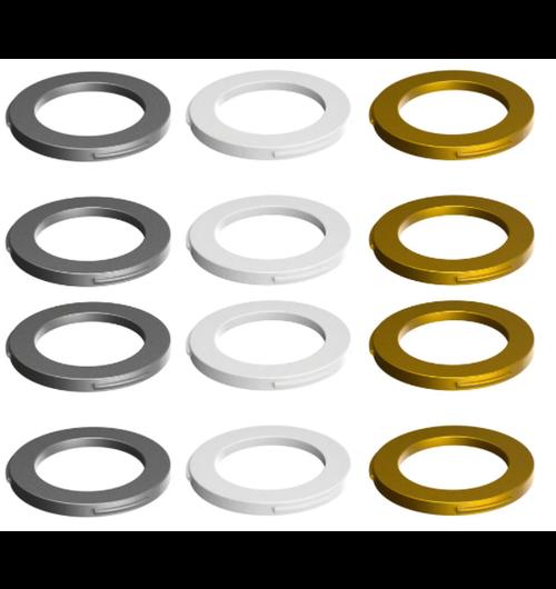 Magura Caliper Cover Kit 3 for MT5 / MT7 (12pc)