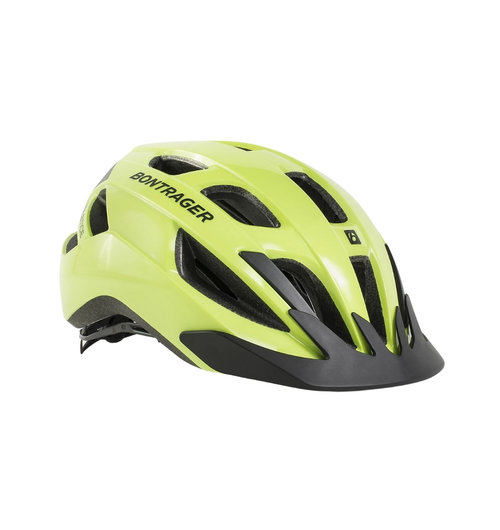 Bontrager Solstice Helmet Hi Viz