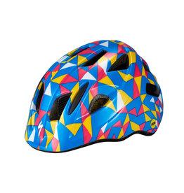 Specialized Mio Standard Buckle Toddler (1.5–4Y) Helmet Pro Blue/Golden Yellow Geo