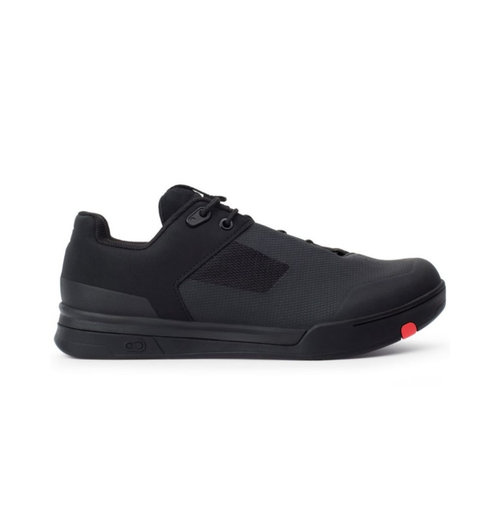 Crankbrothers Mallet Shoes Lace Black Red SPD