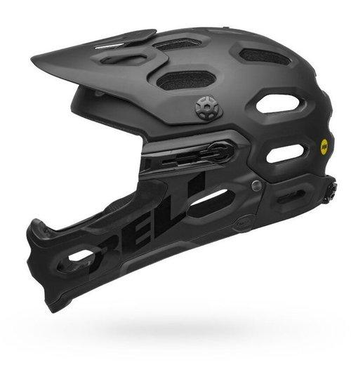 Bell Super 3R MIPS Matte Black/Grey