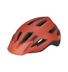 Specialized Shuffle Youth LED Youth (7–10Y+) Helmet Satin Redwood