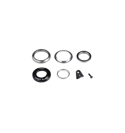 "Trek KnockBlock 58-degree Headset Assembly 28.6mm (1-1/8"") / 38.1mm (1-1/2"") (Fuel EX 2019-21 etc)"