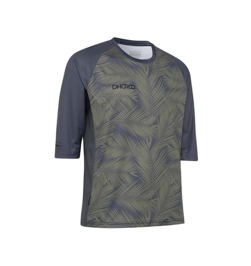 DHaRCO Mens 3/4 Sleeve Jersey | Carbon Blades