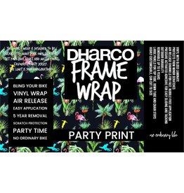 DHaRCO Frame Wrap Party Print