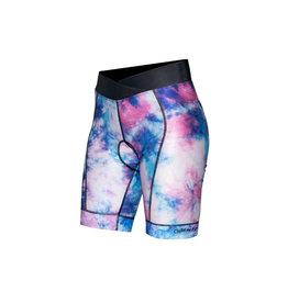 DHaRCO Womens Party Pants Tie Dye