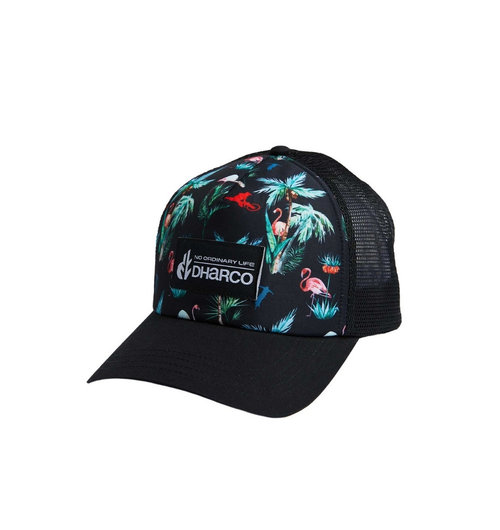 DHaRCO Curved Peak Trucker Party