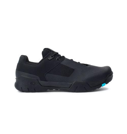 Crankbrothers Mallet E Shoes Lace Black Blue SPD