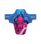 Dirtsurfer Mudguard Octopus Blue & Pink