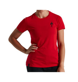 Specialized Women's S-Logo T-Shirt Red