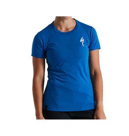 Specialized Women's S-Logo T-Shirt Blue
