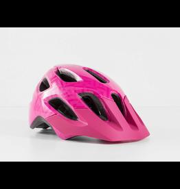 Bontrager Tyro Youth Bike Helmet Kids (50-55 cm) Flamingo Pink