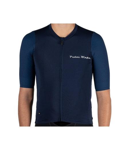 Pedal Mafia Men's Pro Jersey Navy 2.0