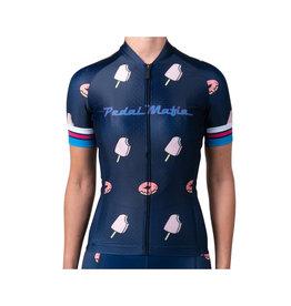 Pedal Mafia Womens Artist Series Jersey Ice Cream & Donuts