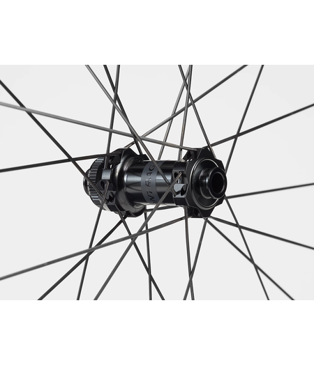 Bontrager Aeolus Pro 51 TLR Disc Road Wheel Front Black