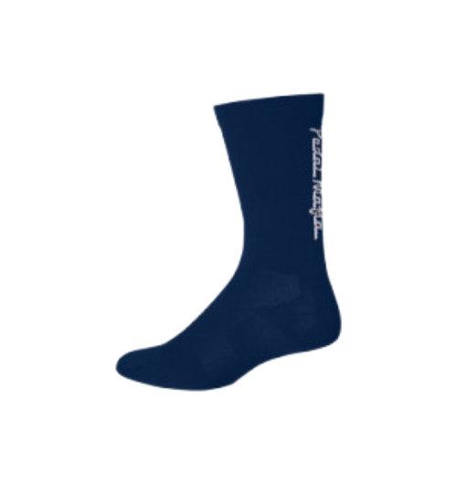Pedal Mafia Tech Sock Navy White