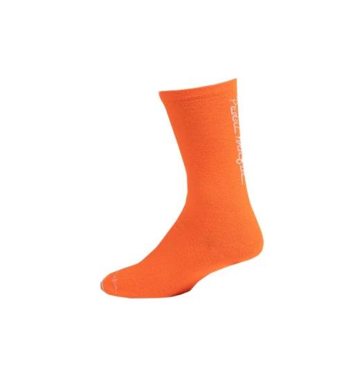 Pedal Mafia Sock HV Orange